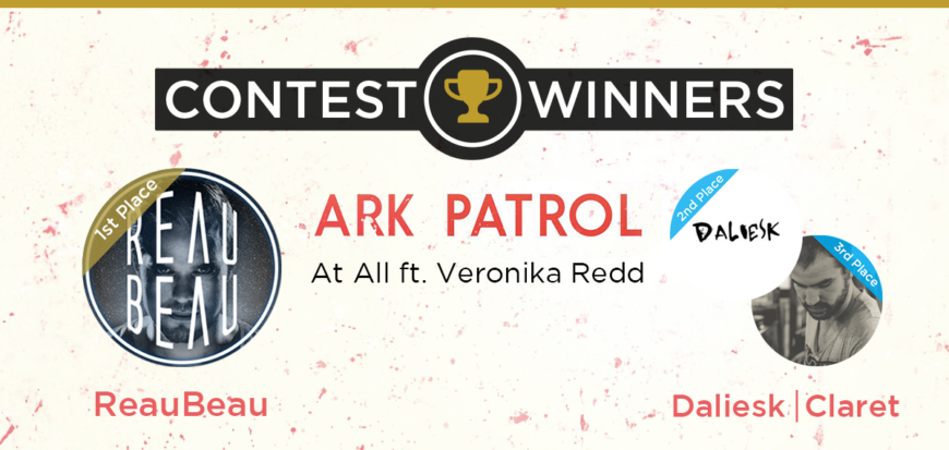 Ark Patrol Remix Contest Winner Announcement | SKIO Music