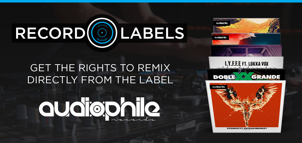 Audiophile Partners With SKIO to Make Catalogue Available for Legal Remixing