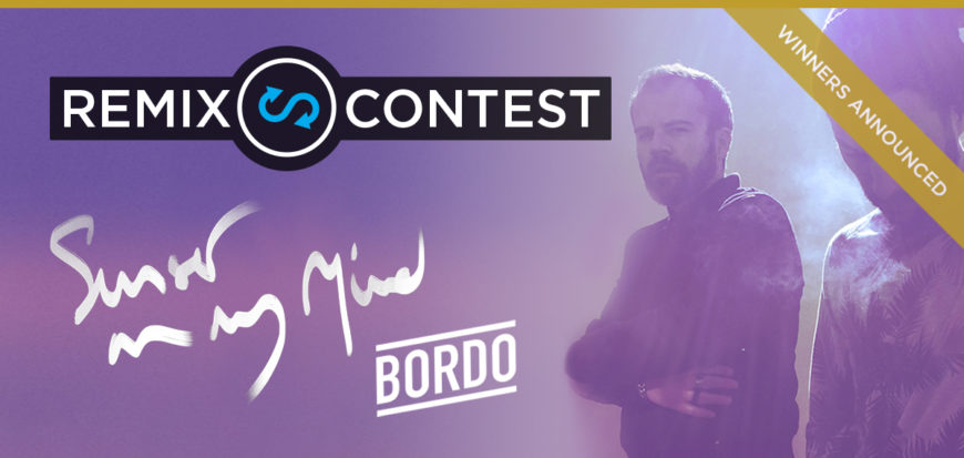 Bordo Remix Contest Announcement | SKIO Music