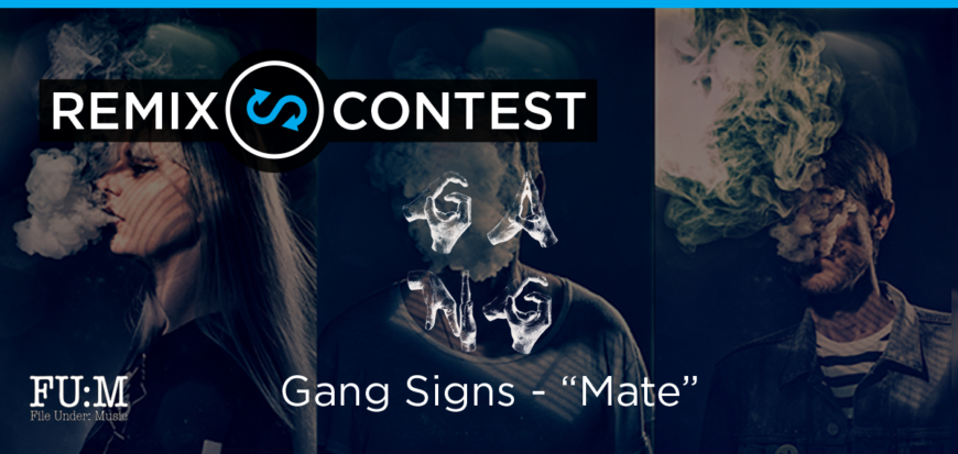 Gang Signs Remix Contest | SKIO Music
