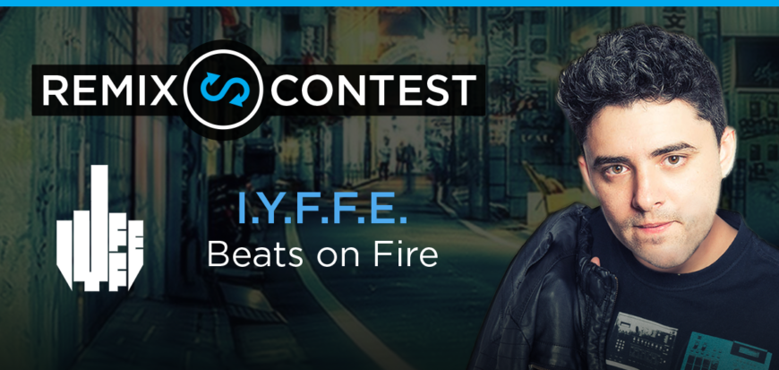 IYFFE REMIX CONTEST ANNOUNCEMENT