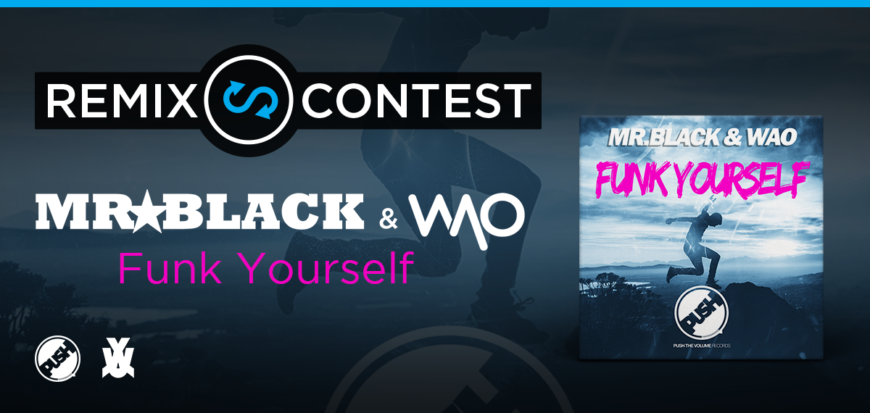 Mr. Black & WAO Remix Contest
