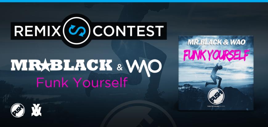 Mr. Black & WAO Remix Contest | SKIO Music