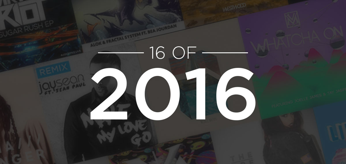 The Top 16 Remixes of 2016