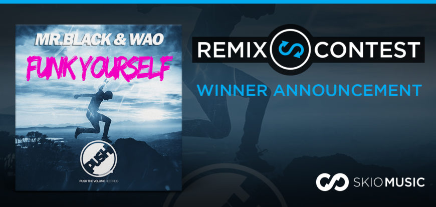 Mr. Black & WAO Remix Contest Winners!